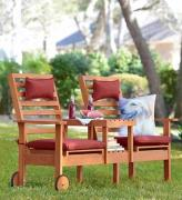Садові меблі на замовлення у Харкові та області