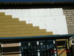 Сайдинг кам'яний фасадний «Донрок»