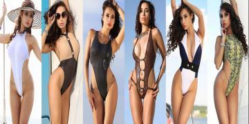 Сексуальний супер модний купальник злитий монокіні бразиліана
