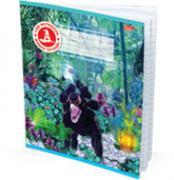 Шкільна зошит, обкладинка якої може « ожити» за допомогою сма