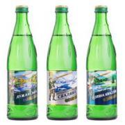 Скляні пляшки