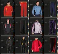 Спортивні костюми, для команд, клубів, пошиття на замовлення