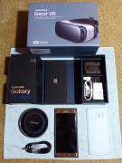 Справжній Samsung Galaxy S7 краю *новий в коробці*+Гарантія