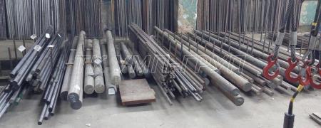 Сталь ХВГФ (1.2510), ф 30, 35, 40 мм; ХВГ ф 60 мм