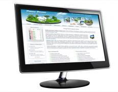 Створення красивих сайтів на систему управління