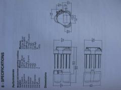Система зворотного осмосу Merlin PRF-RO (FRO720-GE new)