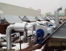 Системи вентиляції-виготовлення, монтаж, проектування