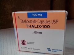 Таликс 100 (Талидомид)аналог мирин 100 Таликс 100(Талидомид)- Ми