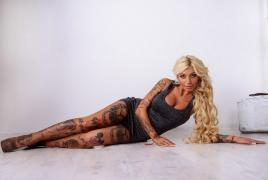 Татуювання в Харкові. Грізлі тату Студія