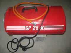 Тепловентилятор GP 25M Biemmedue