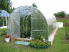 Теплиці садові для дачі та городу