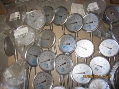 Термометр біметалічний JUMO