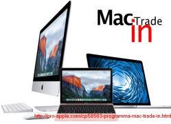 Trade-in. Обмін старих MacBook, iMac на нові