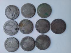 царські монети