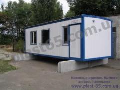 Тимчасові модульні будинки під ключ, будівництво дачних будиночків в Україні