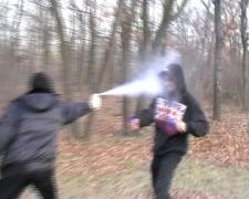 У продажу потужні газові балончики для самооборони