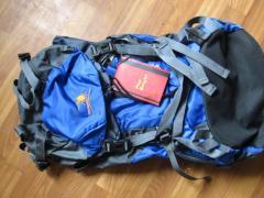 Універсальний похідний Рюкзак водонепроникний 65+5 літрів