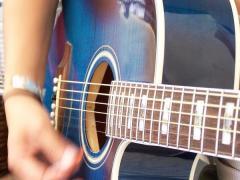 Уроки гри на гітарі в Тернополі