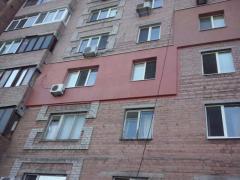 утеплення фасадів(висотні роботи )
