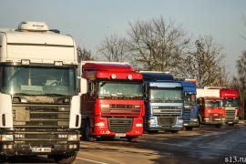 Вантажоперевезення по Росії Фурами. Збірні вантажі