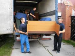 Вантажоперевезення | Послуги вантажників | Переїзди Вивіз сміття