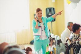 Ведуча тамада на весілля Вікторія Ткаченко