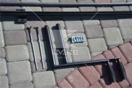 Верстат для різання листового металу Sorex ZGR-2160