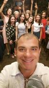 Весілля, ювілей, день народження в Києві - тамада, музика