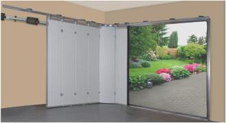 Ворота автоматичні для гаража