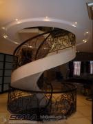 Виготовлення сходів на замовлення компанії Skala