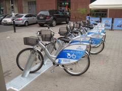 Workers at the firm Nextbike Polska S. A (Poland)