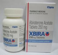 Xbira (аналог Зигита/Zytiga)лікування раку передміхурової залози