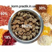 Якісний український корм для собак з безкоштовною доставкою