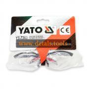 Захисні окуляри Yato YT-7363