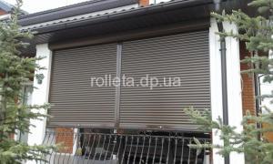 Захисні ролети Дніпро rolleta.dp.ua ролети тканинні Дніпро