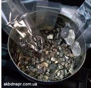 Закупівля брухту срібла