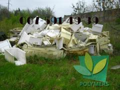 Закуповуємо відходи поліетилену стрейч (ПВД), відходи рукавної плівки