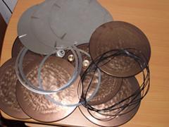 Запасні частини до компресора типу мк-120-120-350